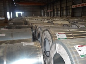 Bộ Công Thương ban hành Quyết định điều tra thép mạ nhập khẩu