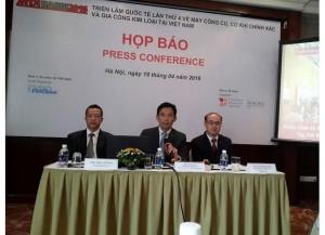 Cơ khí Việt Nam phụ thuộc nguồn cung nước ngoài quá lớn