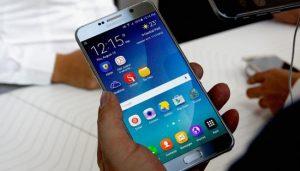 Samsung có nguy cơ 'chết yểu' vì Galaxy Note 7