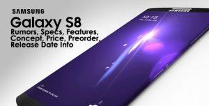Samsung Galaxy S8 sẽ được trang bị màn hình 4K và hỗ trợ VR