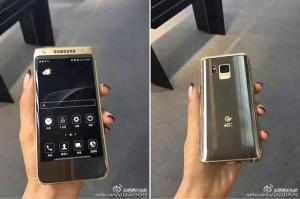 Samsung sắp ra điện thoại nắp gập cao cấp tại Hàn Quốc
