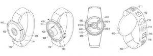Samsung bí mật nộp đơn xin cấp bằng sáng chế cho máy tính bảng có thể cuộn màn hình và một chiếc smartwatch tích hợp máy ảnh
