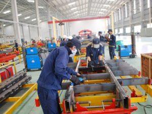 Ngành công nghiệp cơ khí chế tạo máy: Từng bước thay đổi