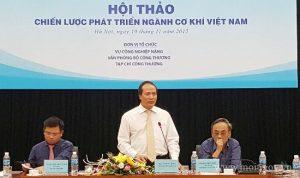 Chiến lược phát triển ngành cơ khí Việt Nam: Cần một lộ trình khả thi