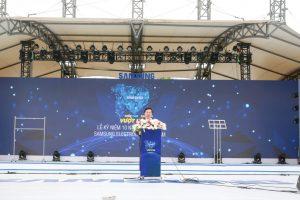 Samsung Electronics Việt Nam – 10 năm kiến tâm – tạo tầm – vượt kỳ tích
