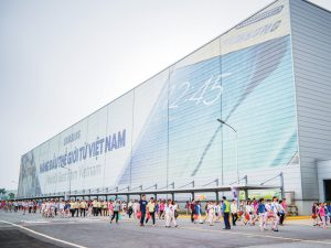 Kỳ vọng Samsung sản xuất bán dẫn ở Việt Nam, giống như đã làm với công nghiệp điện tử